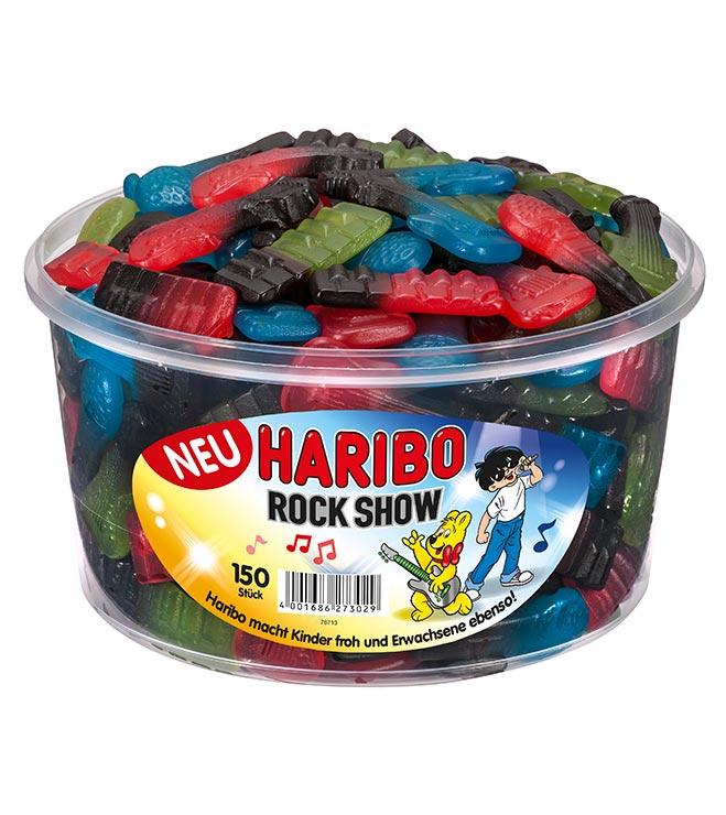 Haribo-Rock-Show