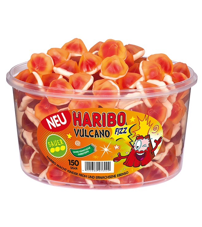 Haribo-Vulcano
