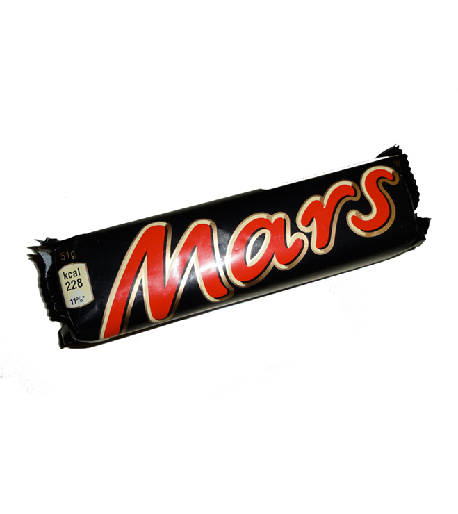 Mars-Riegel