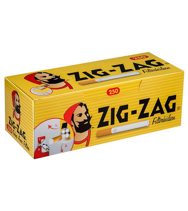 Zig-Zag-Filterhülsen
